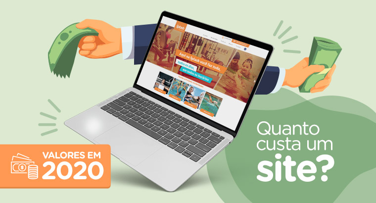 Quanto custa um Site?